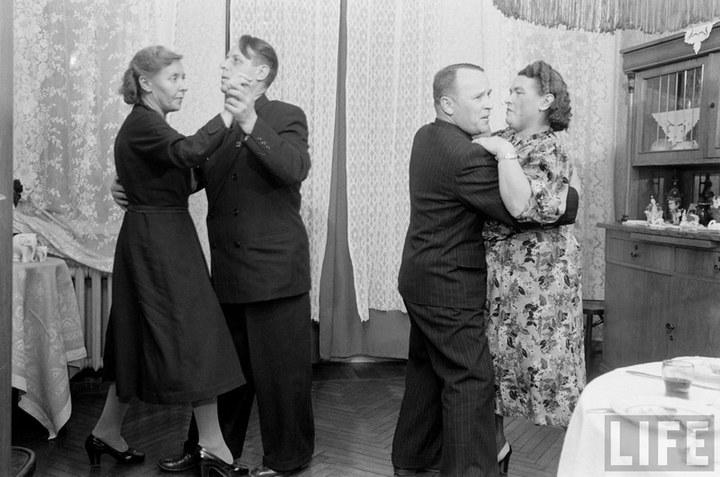 Жизнь рабочего в СССР 50-х (36)