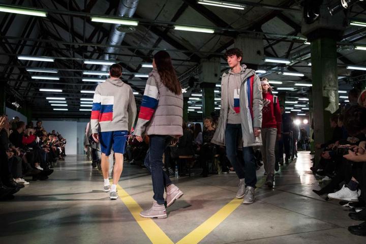 Новая олимпийская форма для сборной России (4)