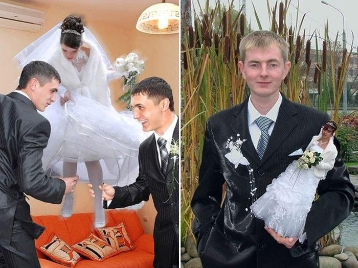 Ужасы свадебной фотографии (4)