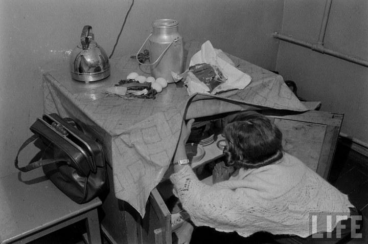 Жизнь рабочего в СССР 50-х (49)