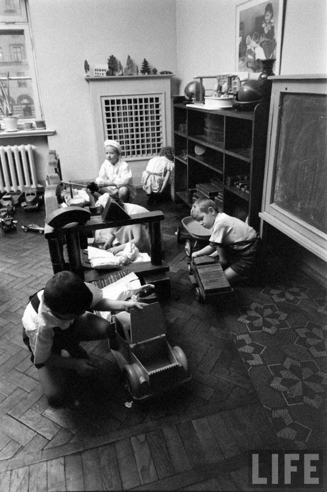 Советский детский сад образца 1960-го года (5)