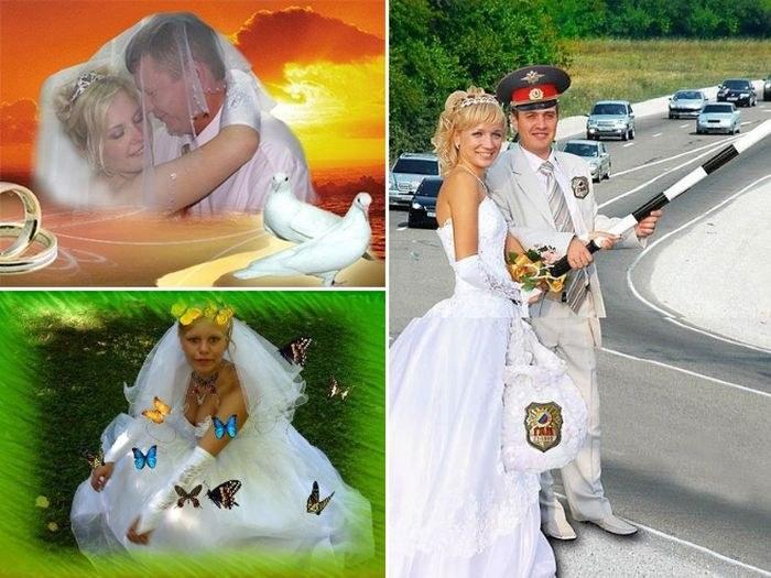Ужасы свадебной фотографии (6)