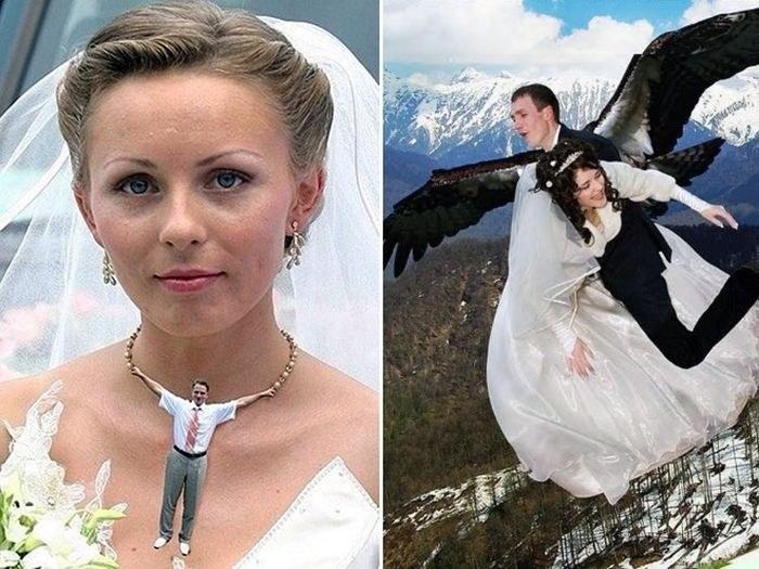 Ужасы свадебной фотографии (7)