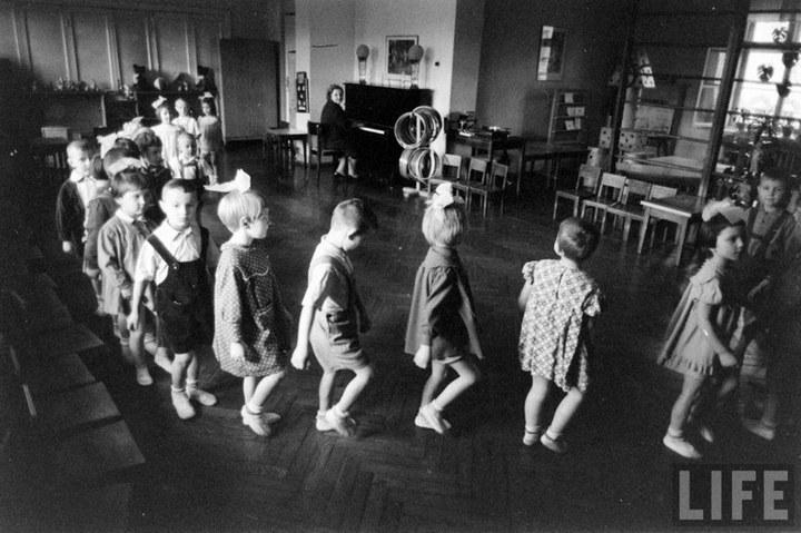 Советский детский сад образца 1960-го года (8)
