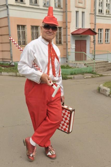 Пенсионер-стиляга из Кирова (10)
