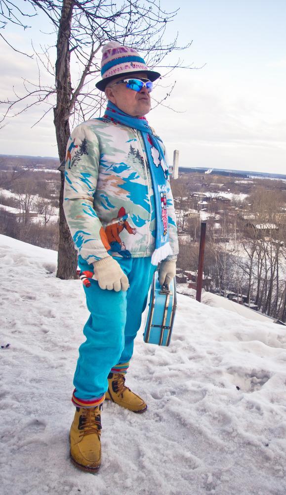 Пенсионер-стиляга из Кирова (7)