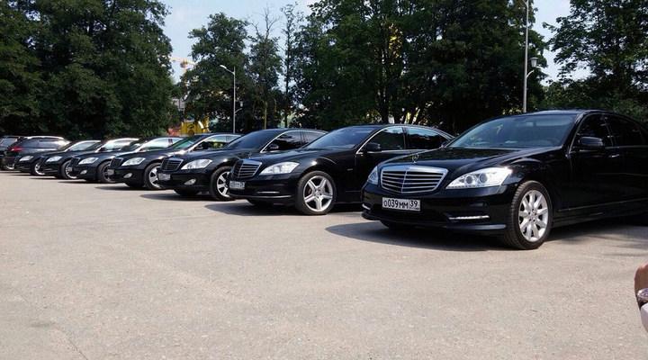 В Туркменистане чёрные автомобили стали вне закона