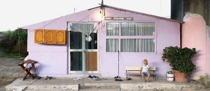Цыганские жилища на окраинах Неаполя (14)