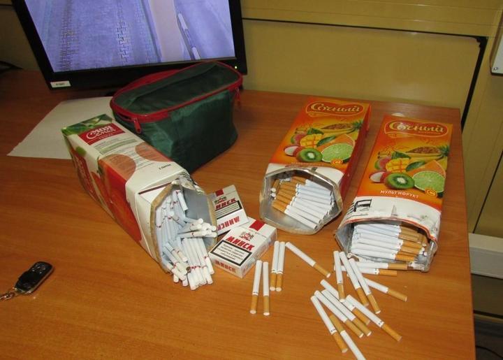 Как белорусские контрабандисты доставляют в Литву миллионы сигарет (1)