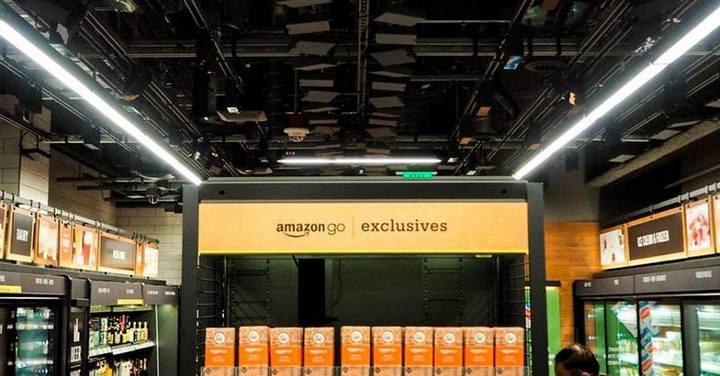Встречайте будущее. Магазин нового формата от Amazon (2)