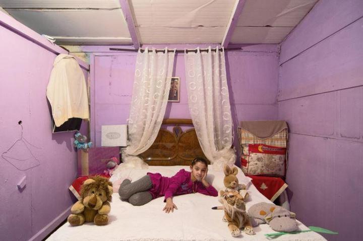 Цыганские жилища на окраинах Неаполя (10)