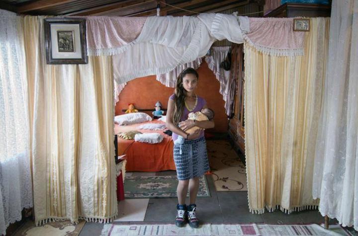 Цыганские жилища на окраинах Неаполя (7)