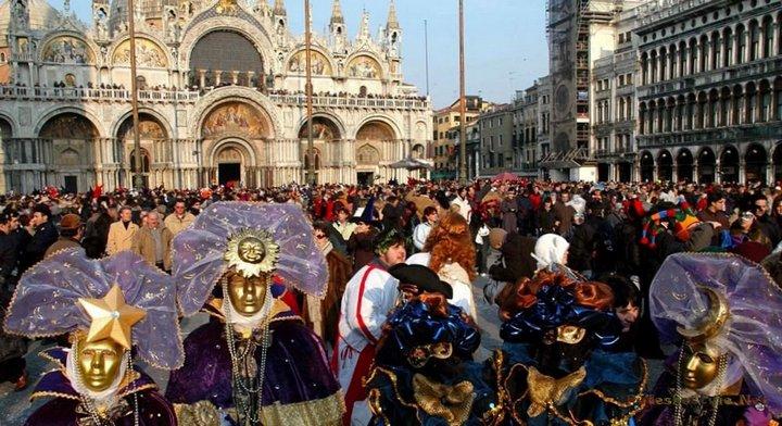 Италия: основные праздники на родине Леонардо Да Винчи (1)