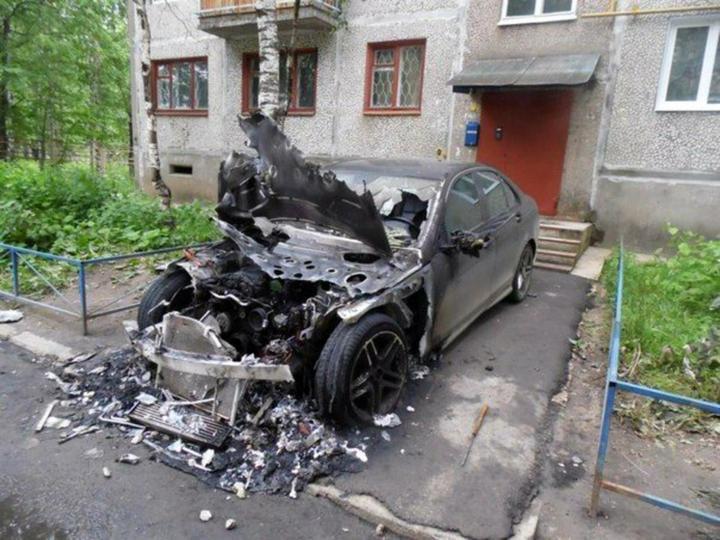 Подборка наказаний за хамскую парковку (14)