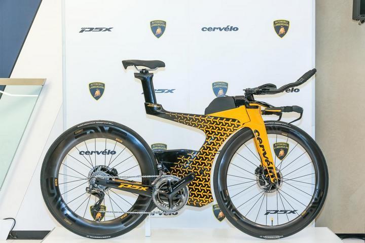 Крутой велосипед от Lamborghini (1)