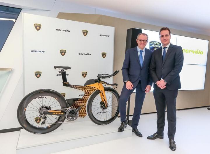 Крутой велосипед от Lamborghini (2)
