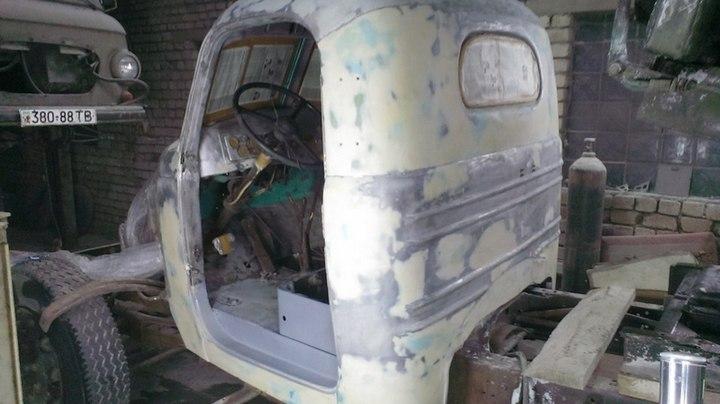 Восстановление ЗиЛ-164 (12)
