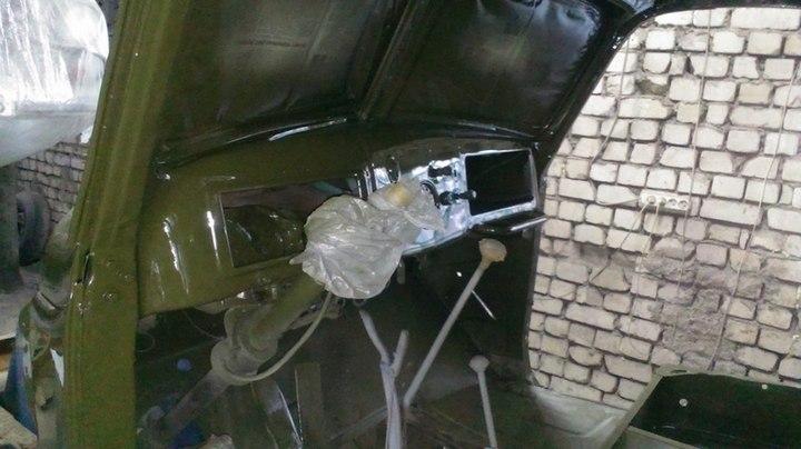 Восстановление ЗиЛ-164 (14)