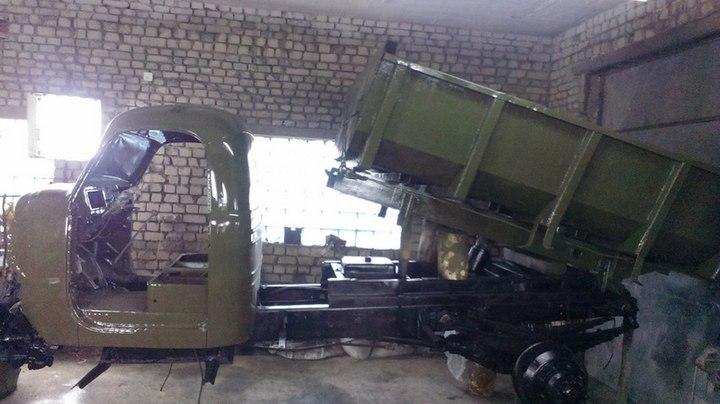 Восстановление ЗиЛ-164 (15)