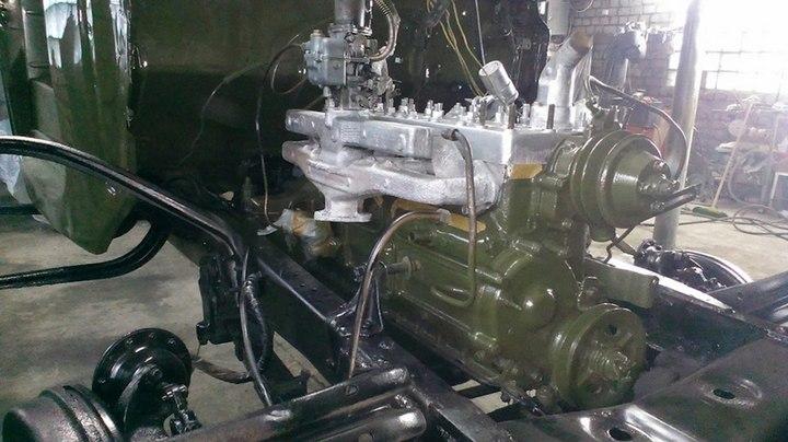 Восстановление ЗиЛ-164 (16)