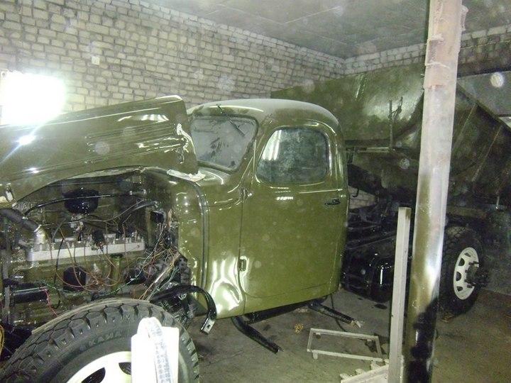 Восстановление ЗиЛ-164 (17)