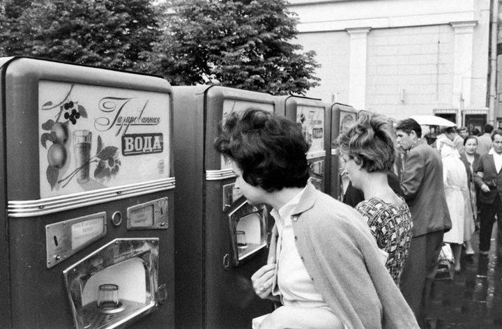 Вендинговые автоматы в СССР (5)