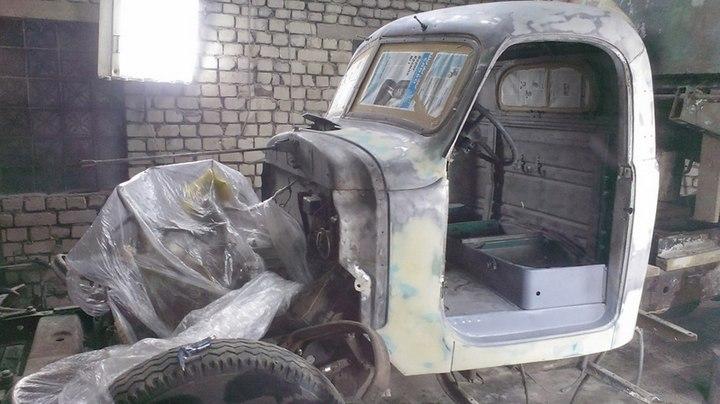 Восстановление ЗиЛ-164 (5)