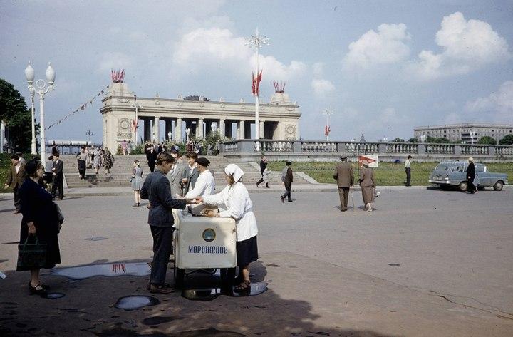 Уличная торговля в СССР (11)