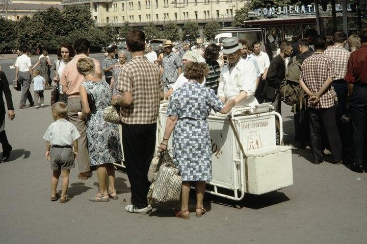 Уличная торговля в СССР (16)