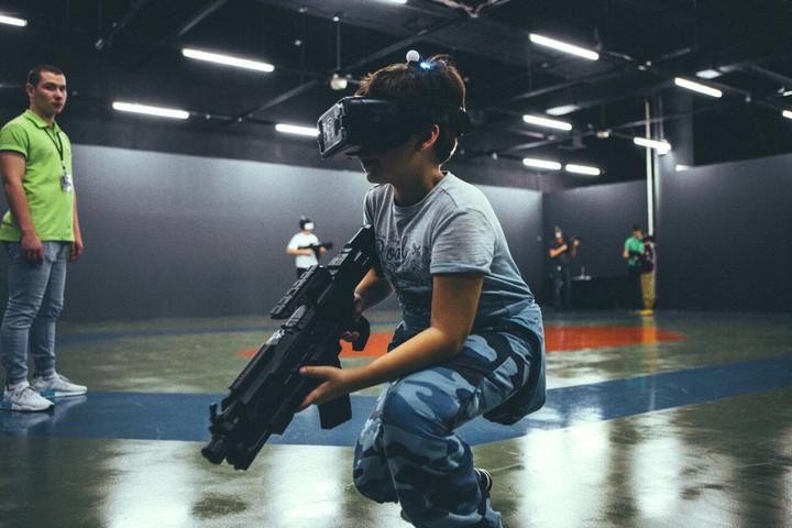 Виртуальная реальность в игровой и развлекательной индустрии