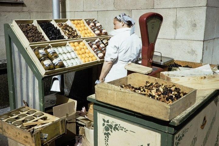 Уличная торговля в СССР (4)