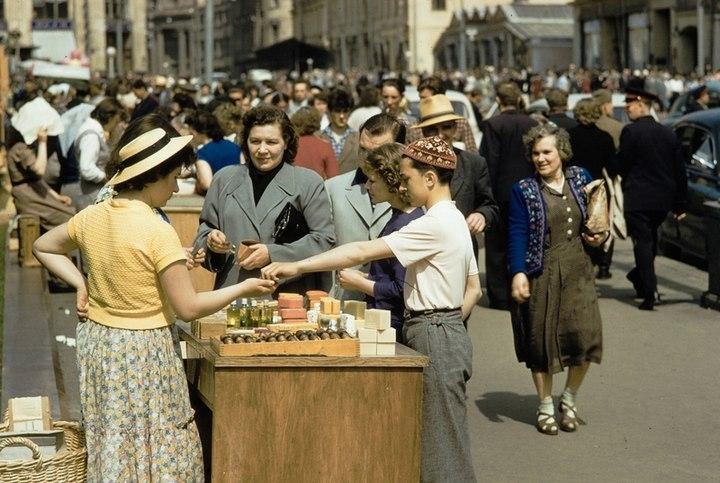 Уличная торговля в СССР (5)