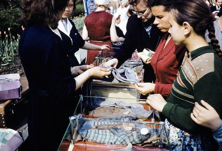 Уличная торговля в СССР (7)