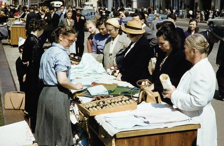 Уличная торговля в СССР (9)