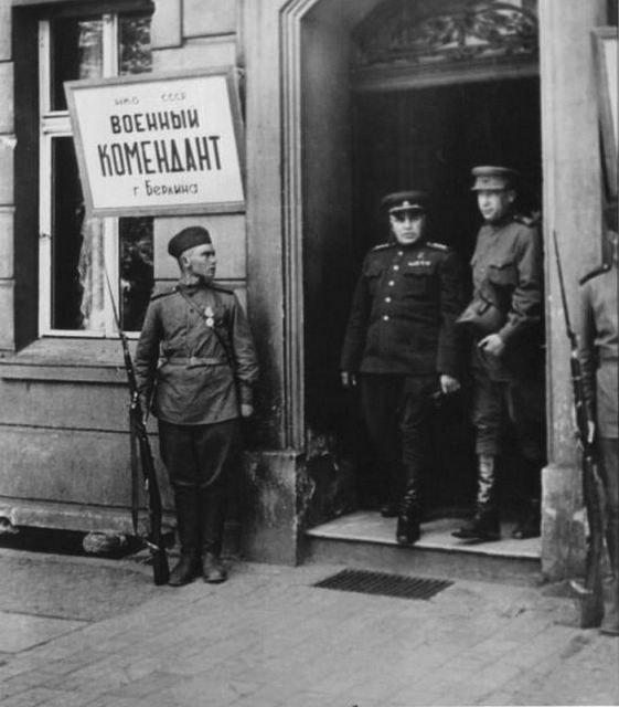 Уникальные снимки Второй Мировой Войны (12)