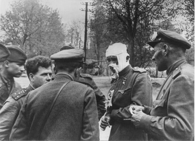 Уникальные снимки Второй Мировой Войны (18)