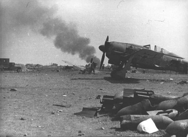 Уникальные снимки Второй Мировой Войны (19)