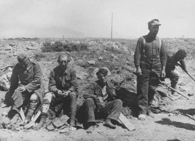 Уникальные снимки Второй Мировой Войны (4)