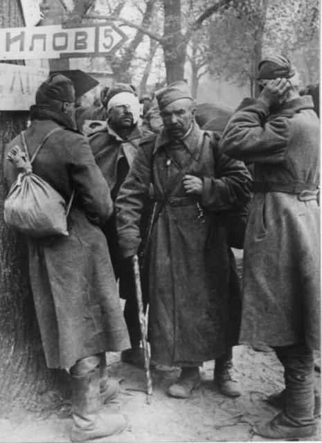 Уникальные снимки Второй Мировой Войны (6)