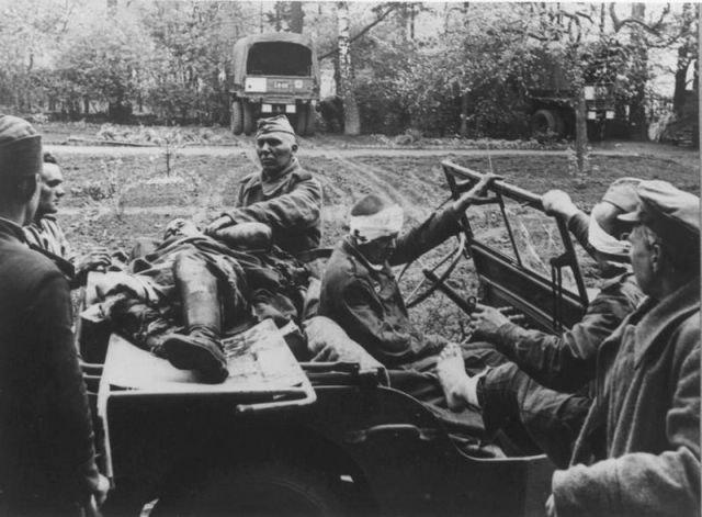 Уникальные снимки Второй Мировой Войны (7)