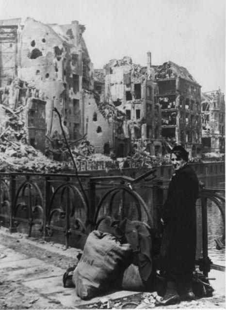 Уникальные снимки Второй Мировой Войны (8)