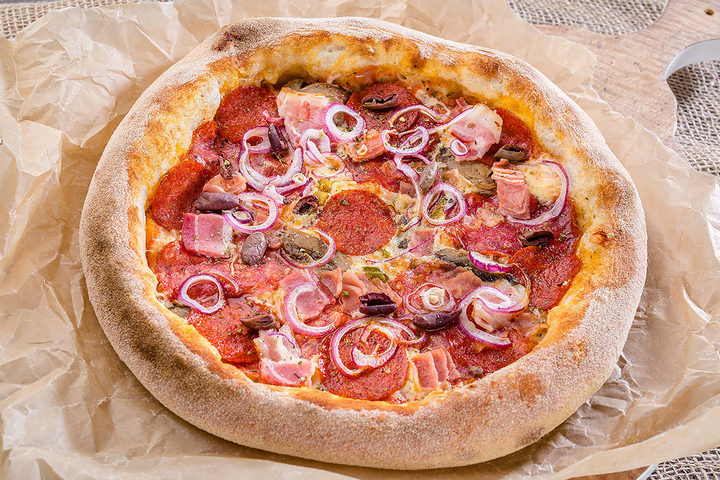 Пицца «Пепперони» – еда для тех, кто любит поострее (2)