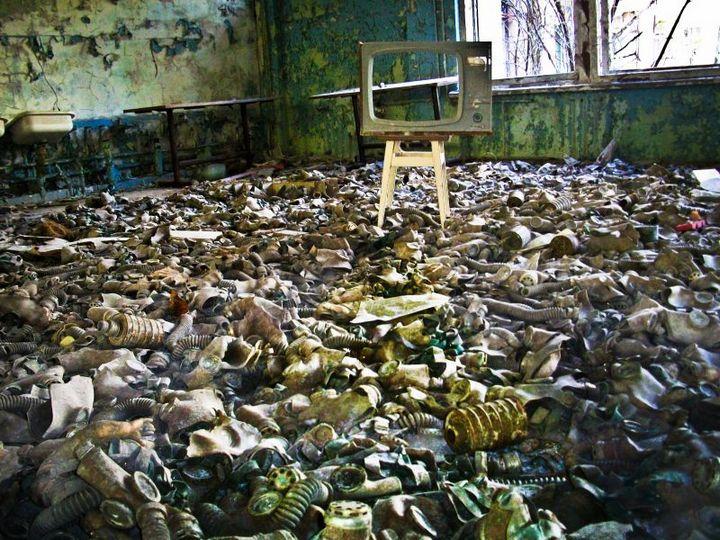 Что тянет молодежь в запретную Зону Чернобыля? (2)