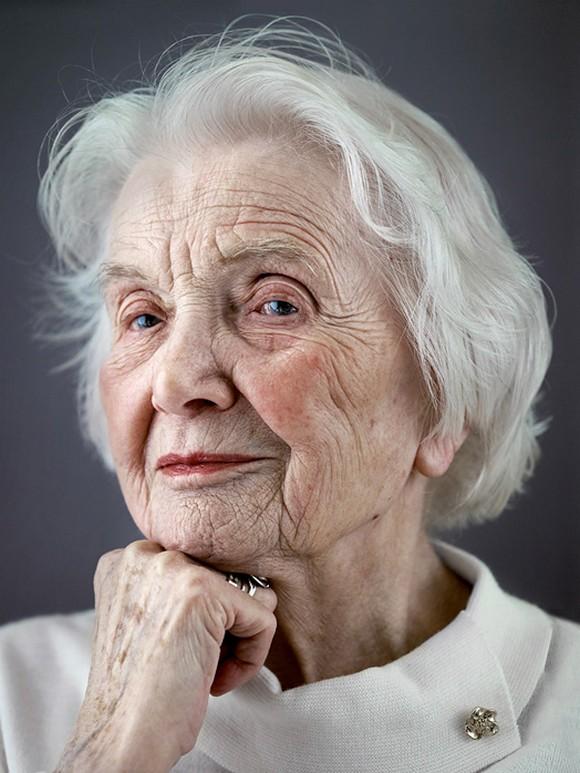 Фотосессия женщин старых 3