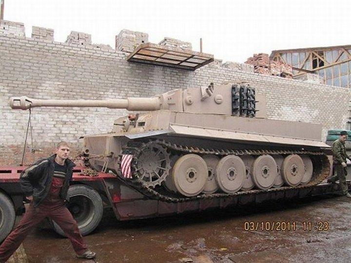 Фото сделай своими руками танк
