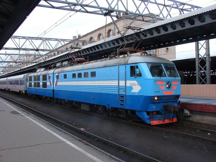 поезд (2)