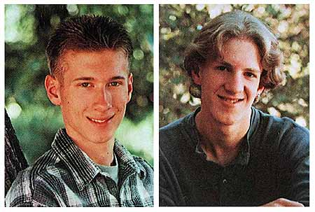 Эрик Харрис и Дилан Клиболд, кровавая бойня в школе «Колумбина»