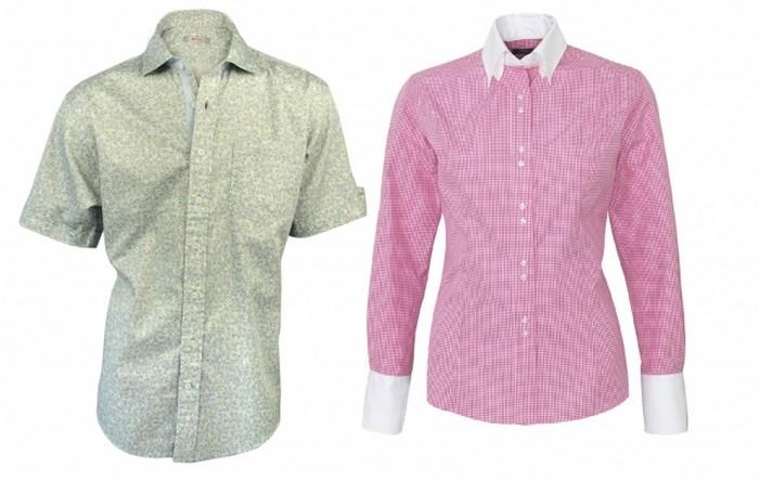 Почему на мужской и женской одежде пуговицы на разных сторонах?