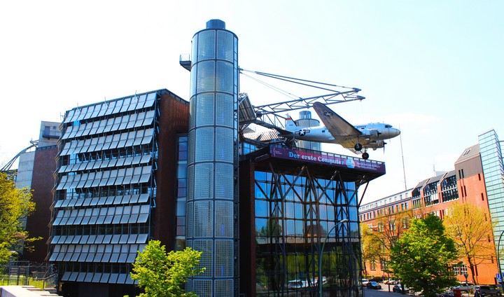 Музей старой техники в Берлине, Технический музей (1)