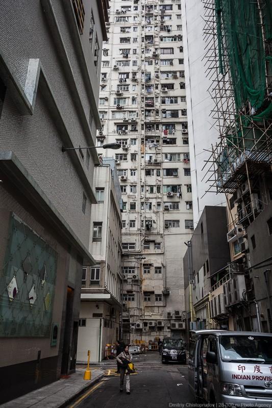 Коммуналки в Гонконге, как живут в Гонконге, маленькие квартиры (2)